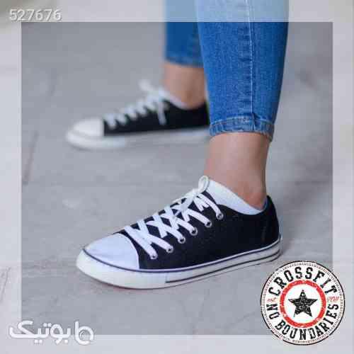 کفش دخترانه مدل ALL STAR (مشکی) مشکی 99 2020