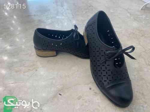 کفش زنانه شیک و زیبا سورمه ای 99 2020