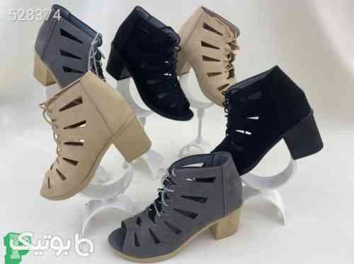 کفش زنانه کیفیت جنس تضمینی سورمه ای 99 2020
