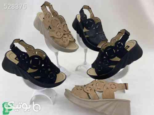 کفش زنانه کیفیت جنس تضمینی نارنجی 99 2020