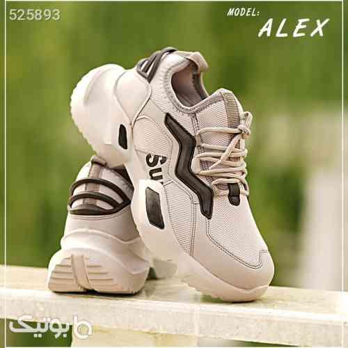 کفش مردانه alex نقره ای 99 2020