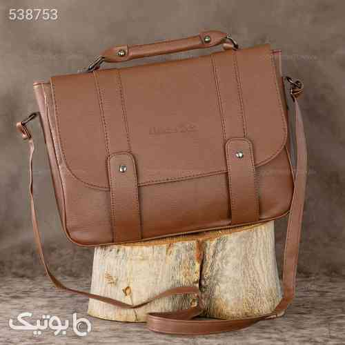کیف اداری Massimo Dutti مدل 14200   قهوه ای 99 2020
