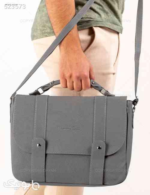 کیف اداری Massimo Dutti مدل 14342 طوسی 99 2020