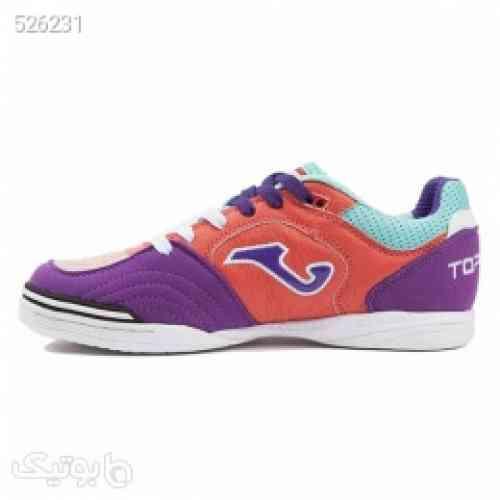 کفش فوتسال جوما Joma Top Felx Lady 816 Pink Purple Indoor بنفش 99 2020
