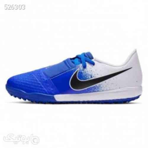 کفش چمن مصنوعی سایز کوچک نایک فانتوم Nike Phantom Venom Academy TF JR AO0377-104 آبی 99 2020