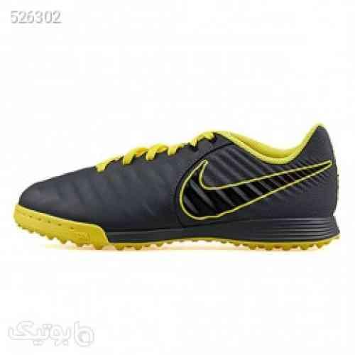 کفش چمن مصنوعی سایز کوچک نایک لجند Nike Jr LegendX 7 Academy TF AH7259-070 طوسی 99 2020