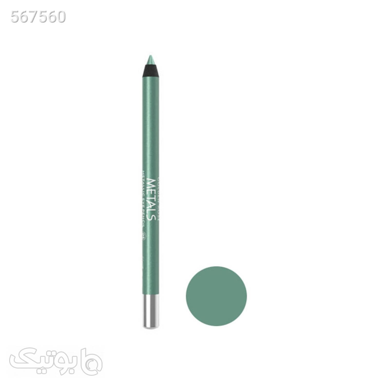 مداد چشم گلدن رز شماره 05 سبز آرایش چشم