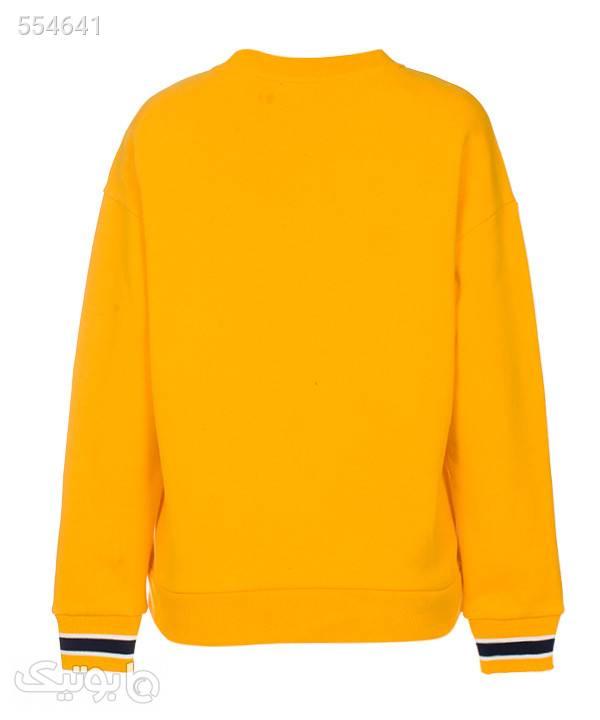 تیشرت آستین بلند زنانه جوتیجینز Jootijeans زرد تی شرت زنانه