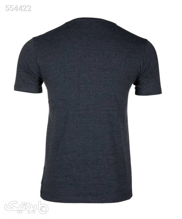 تیشرت مردانه یقه گرد جوتیجینز Jootijeans مشکی تی شرت و پولو شرت مردانه