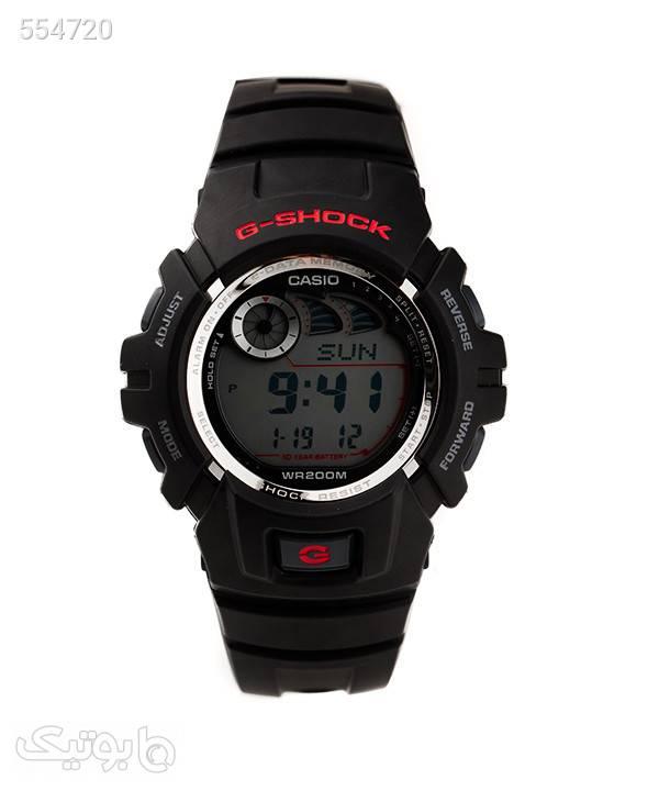 ساعت مچی دیجیتال مردانه کاسیو Casio مدل G-2900F-1V مشکی ساعت