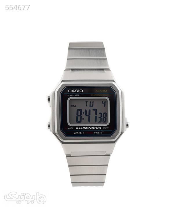 ساعت مچی دیجیتال کاسیو Casio مدل B650WD-1ADF نقره ای ساعت