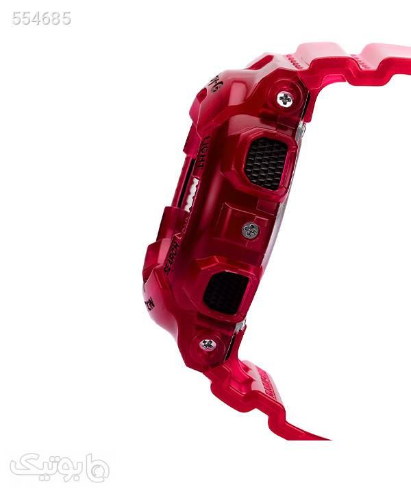 ساعت مچی زنانه کاسیو Casio مدل BA-110CR-4ADR قرمز ساعت