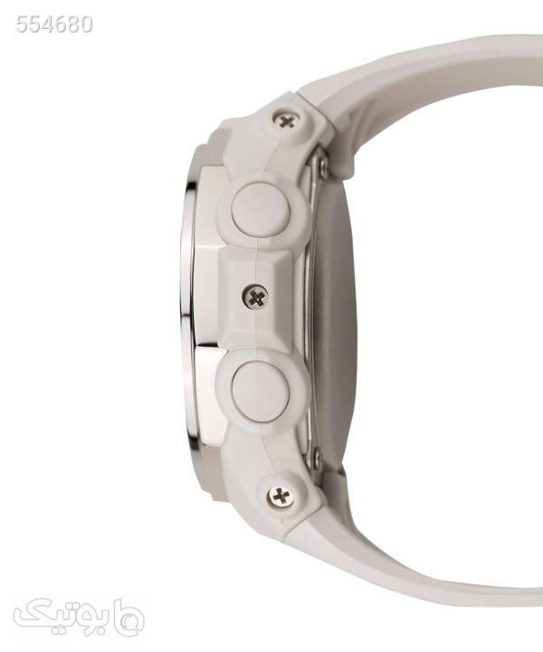 ساعت مچی زنانه کاسیو Casio مدل BGA-225-7ADR سفید ساعت
