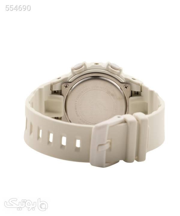 ساعت مچی عقربهای زنانه کاسیو Casio مدل BGA-230-7B2DR سفید ساعت