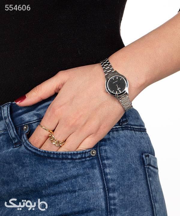 ساعت مچی عقربهای زنانه کاسیو Casio مدل LTP-1128A-1ARDF نقره ای ساعت