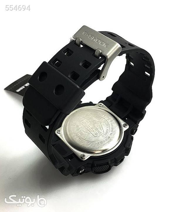 ساعت مچی مردانه کاسیو Casio مدل GD-100-1B مشکی ساعت