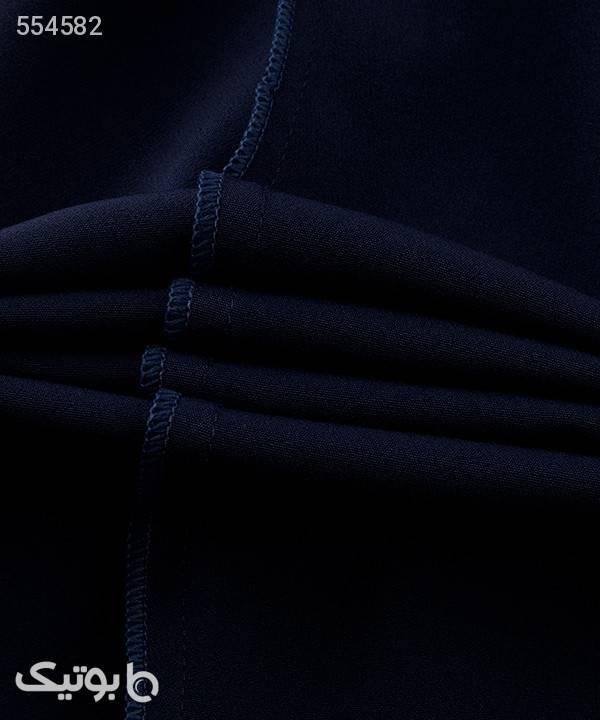 شلوار زنانه راسته تولیکا Tulika مشکی شلوار پارچه ای و کتانی زنانه