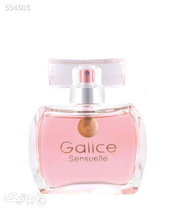 ادوپرفیوم زنانه ایو د سیستل Yves de Sistelle مدل Galice Sensuelle حجم 100 میلیلیتر صورتی عطر و ادکلن