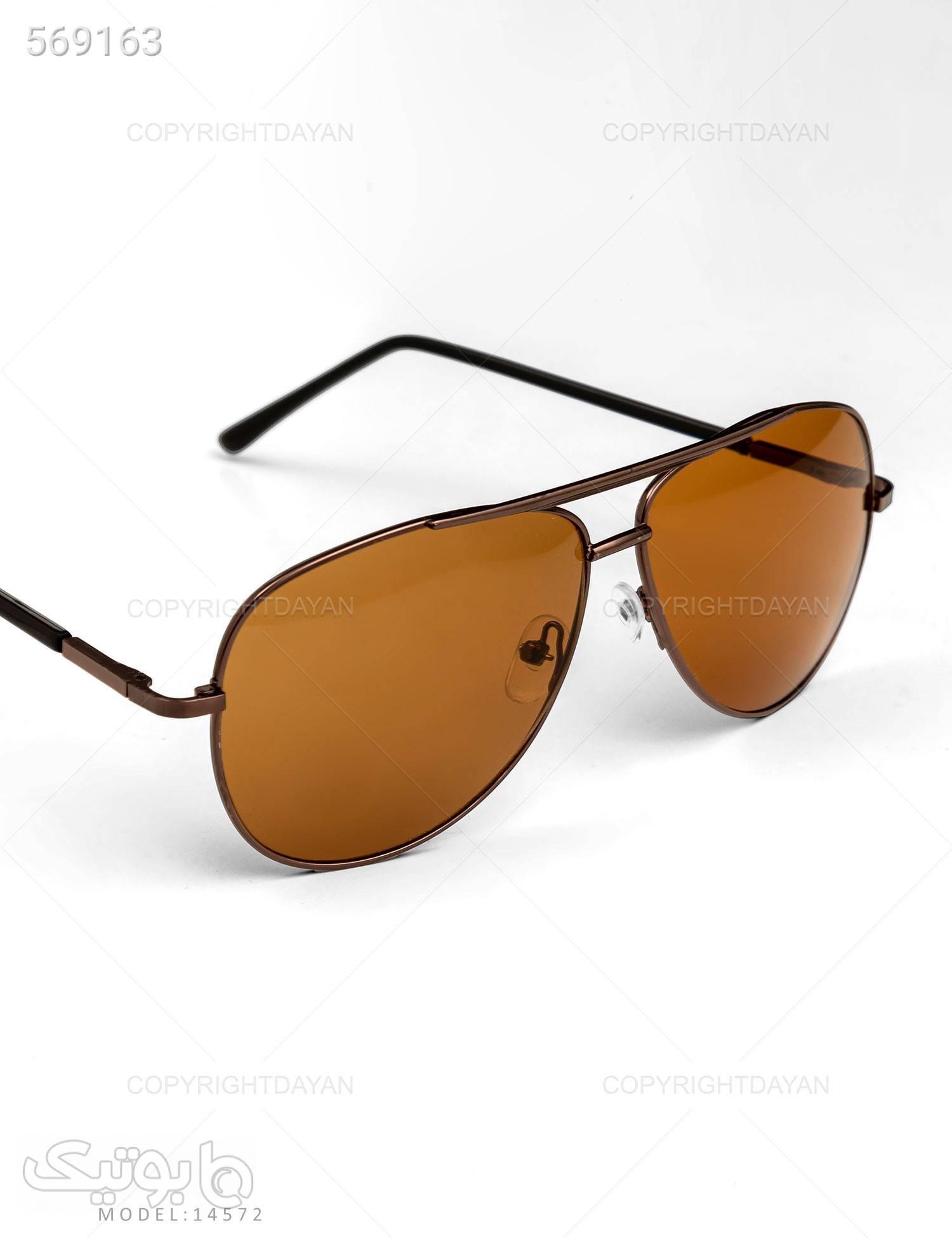 عینک آفتابی Lima مدل 14572 قهوه ای عینک آفتابی