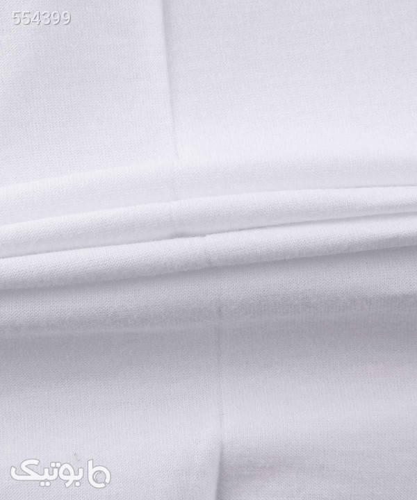 زیرپوش رکابی مردانه انبیبی NBB سفید لباس زیر مردانه