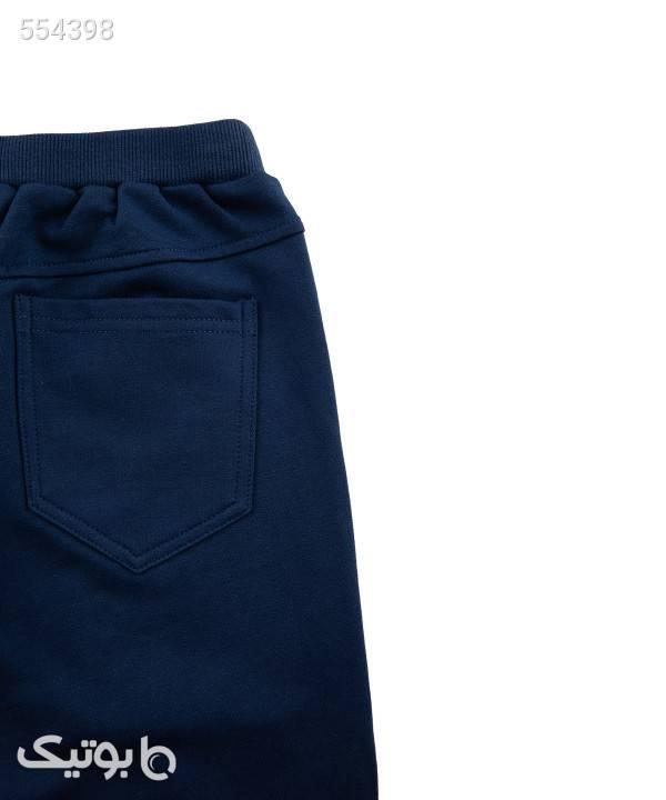 شلوار اسلش دخترانه جین وست Jeanswest سورمه ای لباس کودک دخترانه