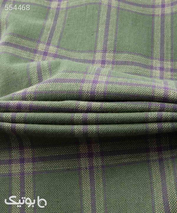 پیراهن پاییزه مردانه جوتیجینز Jootijeans سبز پيراهن مردانه