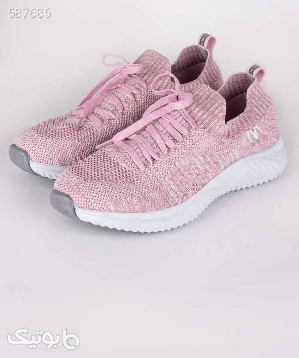 کفش راحتی زنانه مل اند موژ Mel & Moj مدل 102010 بنفش كتانی زنانه