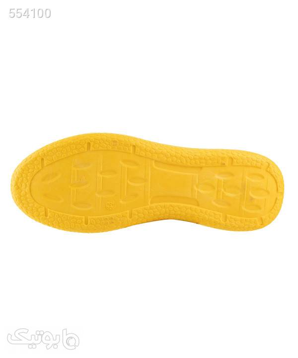 کفش راحتی مردانه جوتیجینز Jootijeans زرد كتانی مردانه