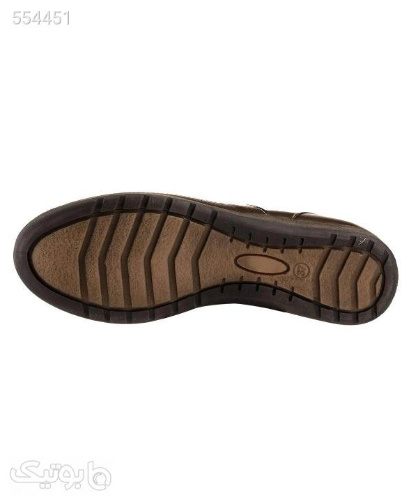 کفش راحتی زنانه شیفر Shifer مدل 5180B قهوه ای كفش پاشنه بلند زنانه