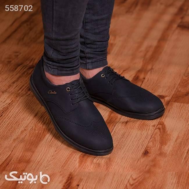 کفش مردانه مجلسی janet (مشکی) مشکی كفش مردانه