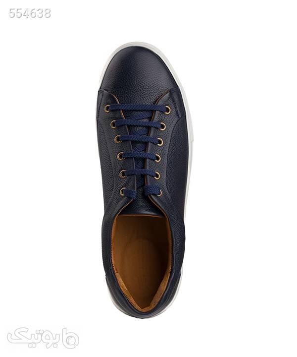 کفش چرم مردانه لرد Lord مدل 6015 مشکی كفش مردانه