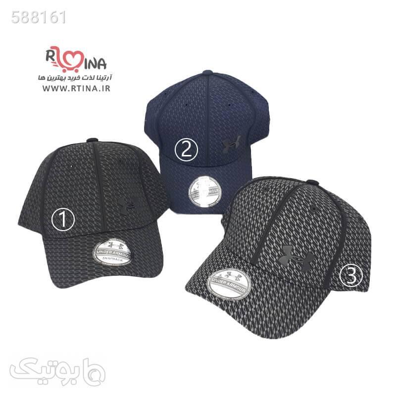 کلاه کپ دخترانه و پسرانه Under Armour طوسی کلاه و اسکارف