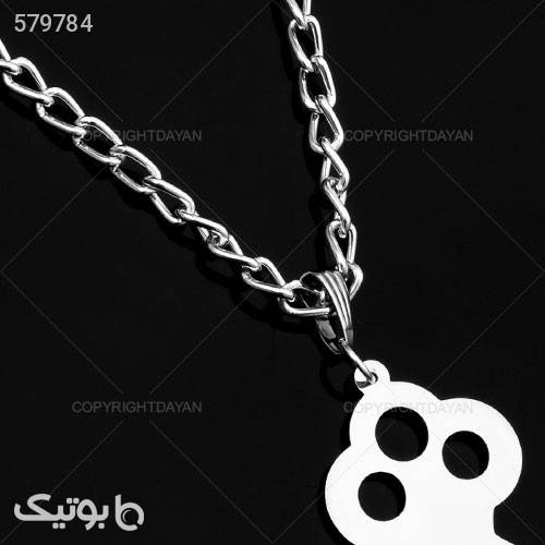 گردنبند مردانه کلید طلایی گردنبند