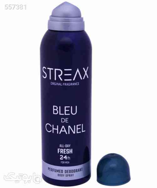 اسپری خوشبو کننده بدن مردانه استریکس مدل bleu de chanel حجم ۲۰۰ میلی لیتر 99 2020
