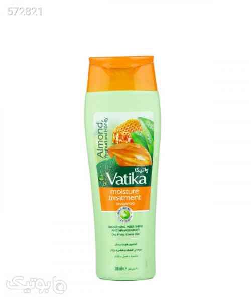 شامپو رطوبترسان موهای خشک واتیکا Vatika حجم 200 میلیلیتر زرد 99 2020