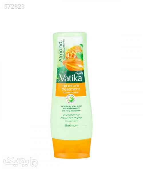 نرمکننده و رطوبترسان موهای خشک واتیکا Vatika حجم 200 میلیلیتر زرد 99 2020