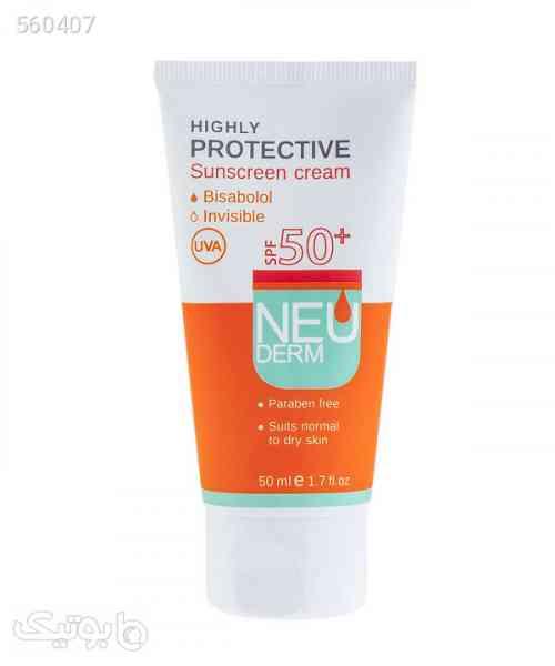 https://botick.com/product/560407-کرم-ضد-آفتاب-فاقد-چربی-SPF50-نئودرم-Neuderm-حجم-50-میلیلیتر