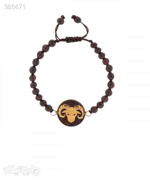 دستبند زنانه سام نورزاده Noorzadeh Gold Art طرح ماه فروردین کد 125 99 2020