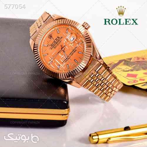 ساعت مچی زنانه ROLEX مدل 1240 طلایی 99 2020
