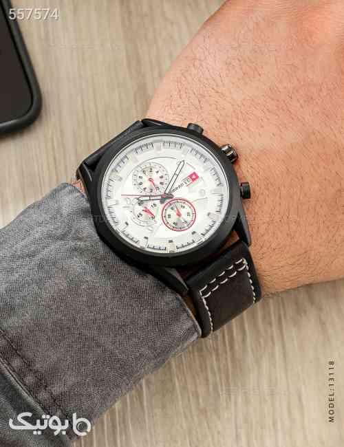 ساعت مچی مردانه Forrad مدل W3118 مشکی 99 2020