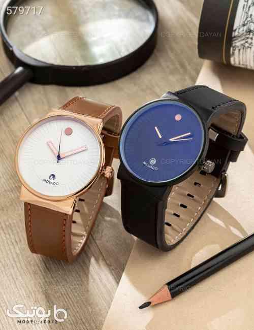 ساعت مچی Movado مدل W10072 مشکی 99 2020