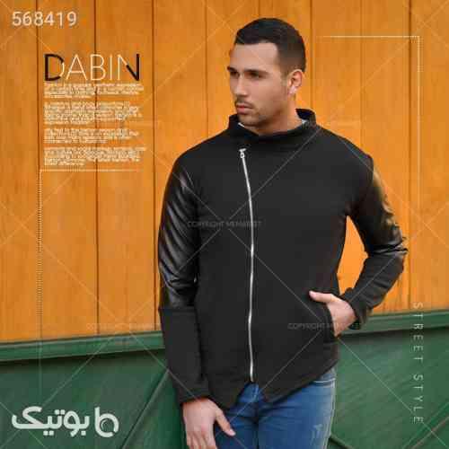 كاپشن مردانه مدل DABIN مشکی 99 2020