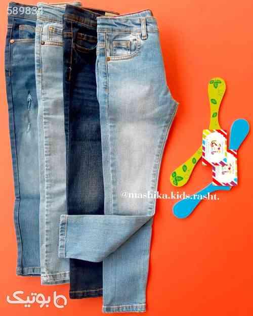 شلوار جین دخترانه 99 2020