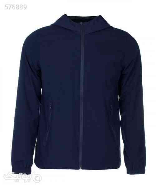 کاپشن پاییزه مردانه جین وست Jeanswest سورمه ای 99 2020