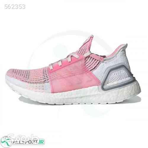 کتانی رانینگ زنانه آدیداس Adidas Ultra Boost 19 Pink صورتی 99 2020