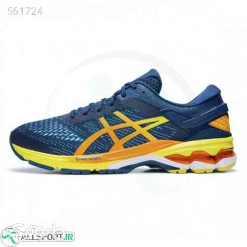 کتانی رانینگ زنانه اسیکس Asics Gel Kayano 26 Running زرد 99 2020
