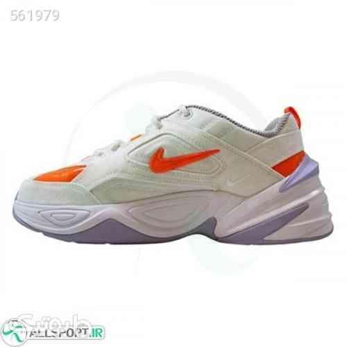 کتانی رانینگ مردانه نایک Nike M2K Tekno LX White سفید 99 2020