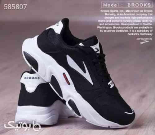کفش مردانه مدل  BROOKS PLUSE مشکی 99 2020
