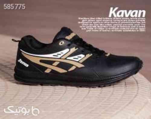 کفش مردانه Asics مدل  Kavan  مشکی 99 2020