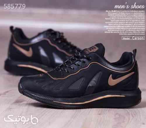 کفش مردانه Nike مدل Carson مشکی 99 2020